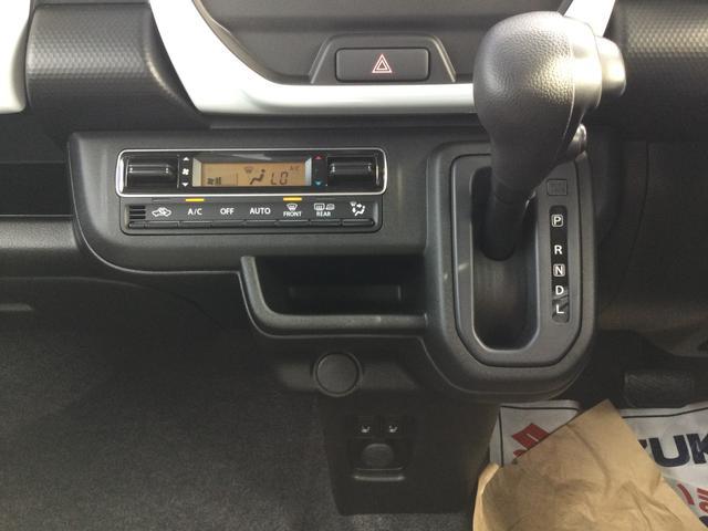 ハイブリッドG 届出済未使用車 プッシュスタート スマートキー 衝突軽減ブレーキ オートエアコン オートライト クリアランスソナー 車線逸脱防止機能 シートヒーター(21枚目)