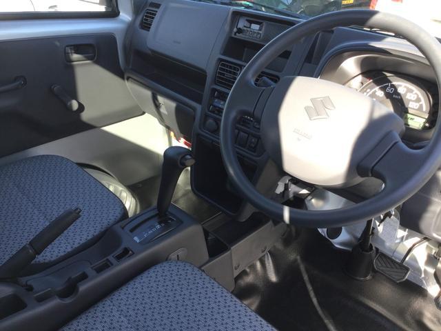 KCエアコン・パワステ 2WD 届出済未使用車 エアコン パワステ(24枚目)