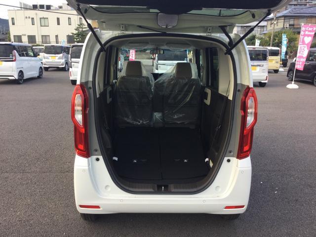 L HondaSensing 新車未登録車 両側スライドドア左側電動 プッシュスタート スマートキー ベンチシート シートヒーター オートライト LEDヘッドライト バックカメラ クリアランスソナー(27枚目)