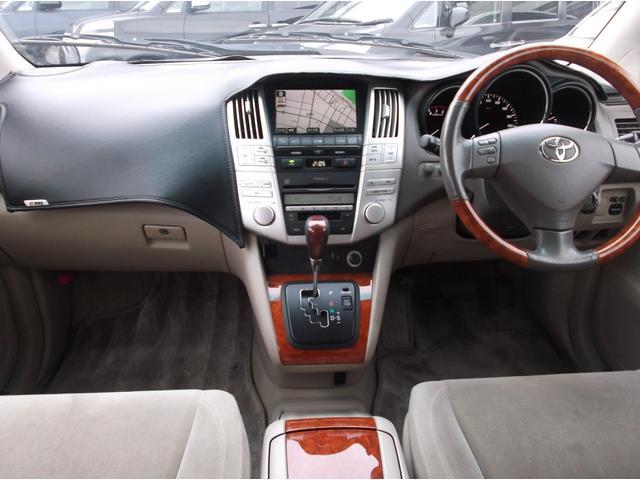 トヨタ ハリアー 300Gアルカンターラ ナビ バックカメラ パワーバックドア