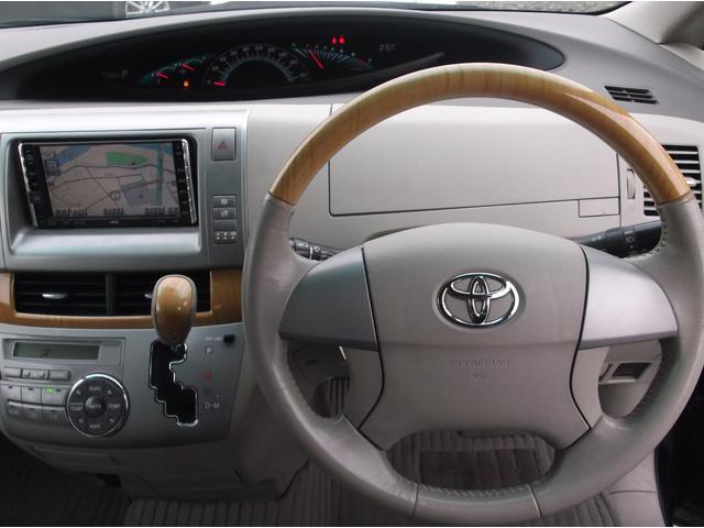 「トヨタ」「エスティマ」「ミニバン・ワンボックス」「岐阜県」の中古車10
