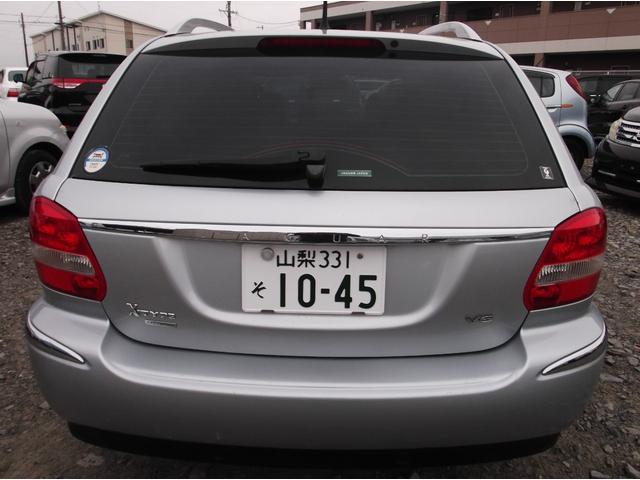 「ジャガー」「ジャガー Xタイプ」「ステーションワゴン」「岐阜県」の中古車4