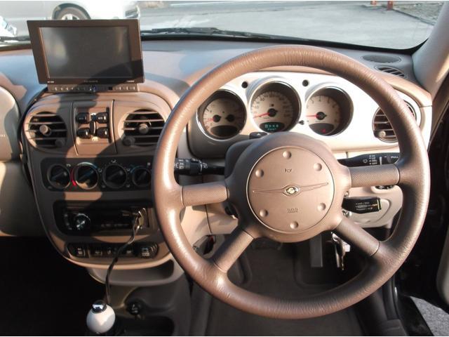 「クライスラー」「クライスラー PTクルーザー」「コンパクトカー」「岐阜県」の中古車10