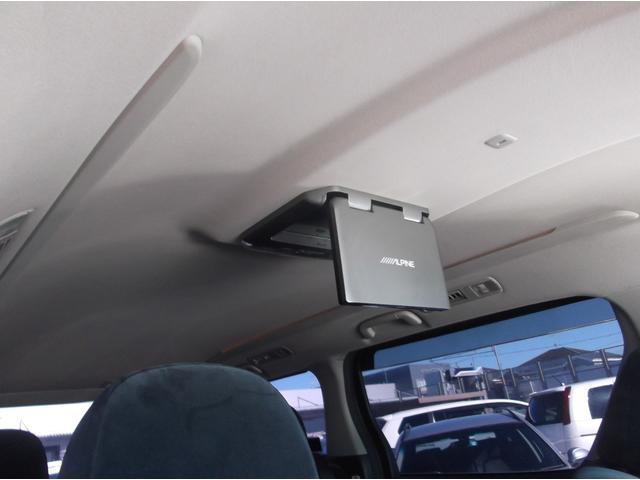 240S ナビ フルセグTV バックカメラ アルパインフリップダウンモニター 両面パワースライドア(18枚目)