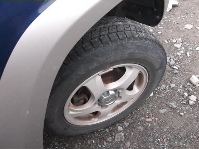 V 4WDターボ キーレス 背面タイヤ(17枚目)