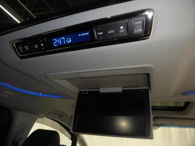 2.5Z Gエディション サンルーフ フルセグ メモリーナビ DVD再生 ミュージックプレイヤー接続可 後席モニター バックカメラ 衝突被害軽減システム ETC 両側電動スライド LEDヘッドランプ 乗車定員7人 3列シート(18枚目)