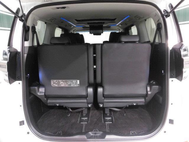 2.5Z Gエディション サンルーフ フルセグ メモリーナビ DVD再生 ミュージックプレイヤー接続可 後席モニター バックカメラ 衝突被害軽減システム ETC 両側電動スライド LEDヘッドランプ 乗車定員7人 3列シート(25枚目)