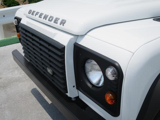 ランドローバー ランドローバー ディフェンダー 110S ベーシックグレード 7人乗り NOXPM適合