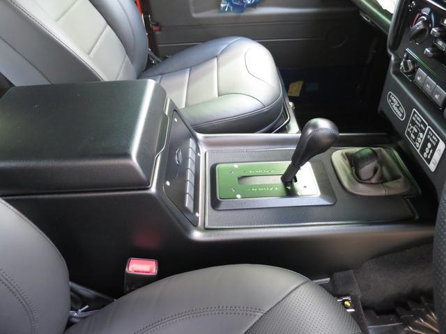 90アドベンチャーED AT載せ替え 限定車 NOXPM適合(11枚目)
