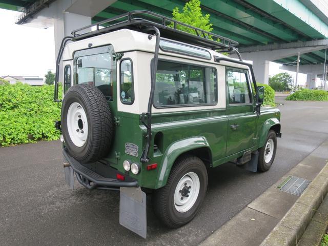 「ランドローバー」「ディフェンダー」「SUV・クロカン」「愛知県」の中古車10