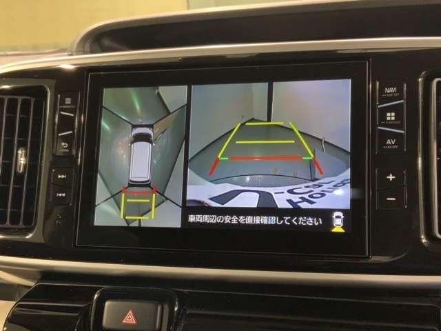 Gメイクアップ SAIII 禁煙 1オーナー 両側電動ドア 純正メモリーナビ リアカメラ フルセグTV フォグライト 衝突軽減ブレーキ 保証書取説完備 ETC HID(15枚目)