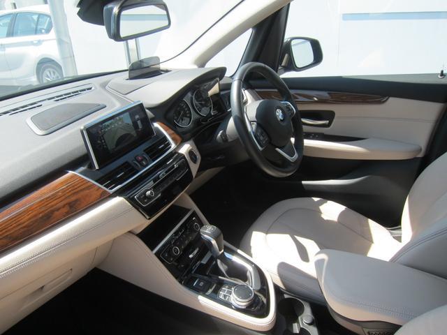 BMW BMW 218iアクティブツアラー ラグジュアリー 限定車