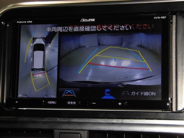 G メモリーナビ ミュージックプレイヤー接続可 バックカメラ 衝突被害軽減システム ETC ドラレコ LEDヘッドランプ 乗車定員7人 3列シート 記録簿 アイドリングストップ(10枚目)