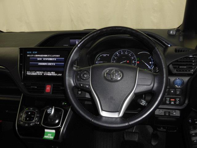 GI フルセグ メモリーナビ DVD再生 ミュージックプレイヤー接続可 後席モニター バックカメラ 衝突被害軽減システム ETC ドラレコ 両側電動スライド LEDヘッドランプ 乗車定員7人 3列シート(8枚目)