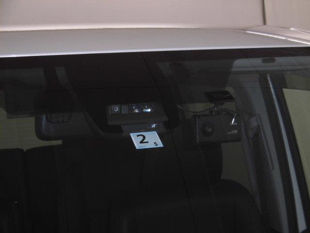 GI フルセグ メモリーナビ DVD再生 ミュージックプレイヤー接続可 後席モニター バックカメラ 衝突被害軽減システム ETC ドラレコ 両側電動スライド LEDヘッドランプ 乗車定員7人 3列シート(14枚目)