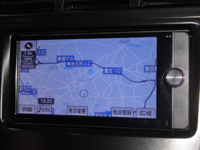S チューン ブラック フルセグ メモリーナビ DVD再生 ミュージックプレイヤー接続可 バックカメラ ETC LEDヘッドランプ アイドリングストップ(9枚目)