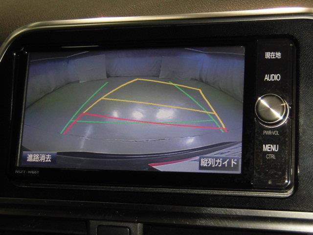 G フルセグ メモリーナビ バックカメラ 衝突被害軽減システム ETC 両側電動スライド 乗車定員7人 3列シート(10枚目)