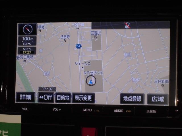 カスタムG S メモリーナビ バックモニター ETC(5枚目)