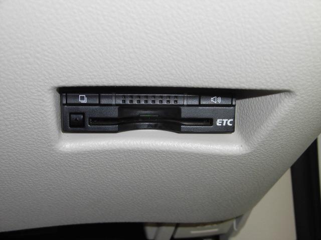 ETC車載器付き!今や、当たり前のような装備ですが、納車後に取り付けを考える必要なし!!これからのシーズン、是非遠出や旅行へ!快適なお時間を演出致しますよ!