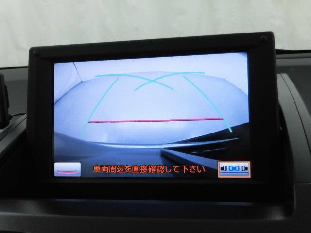 G フルセグ HDDナビ DVD再生 ミュージックプレイヤー接続可 バックカメラ ETC ドラレコ HIDヘッドライト アイドリングストップ(6枚目)