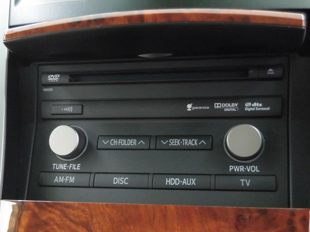 G フルセグ HDDナビ DVD再生 ミュージックプレイヤー接続可 バックカメラ ETC ドラレコ HIDヘッドライト アイドリングストップ(7枚目)