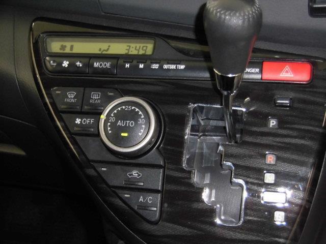 プラタナ Vセレクション フルセグ メモリーナビ DVD再生 ミュージックプレイヤー接続可 バックカメラ ETC 電動スライドドア HIDヘッドライト 乗車定員7人 3列シート(9枚目)