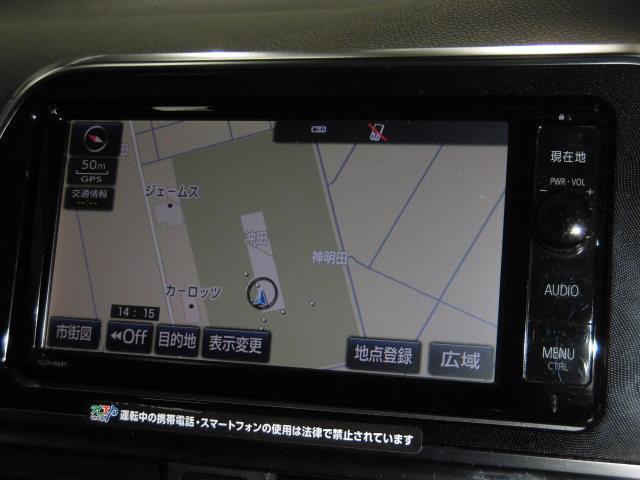 G フルセグ メモリーナビ DVD再生 バックカメラ ETC 両側電動スライド 乗車定員7人(9枚目)