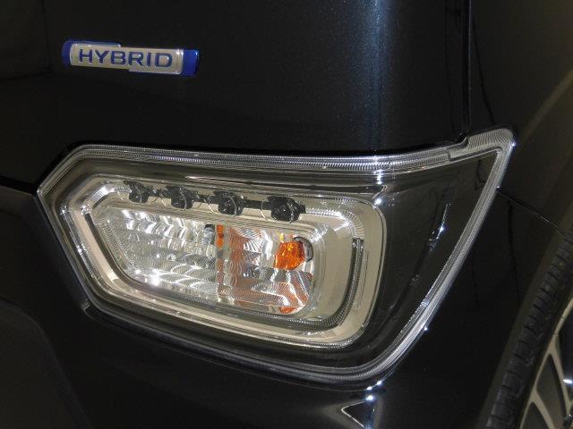 ハイブリッドT 衝突被害軽減システム LEDヘッドランプ アイドリングストップ(7枚目)