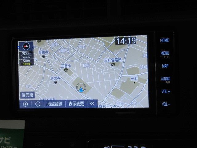 L フルセグ メモリーナビ DVD再生 ミュージックプレイヤー接続可 バックカメラ ETC アイドリングストップ(9枚目)