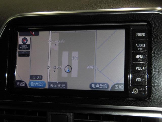 G ワンセグ メモリーナビ ミュージックプレイヤー接続可 バックカメラ 衝突被害軽減システム ETC 両側電動スライド 乗車定員7人 3列シート アイドリングストップ(9枚目)