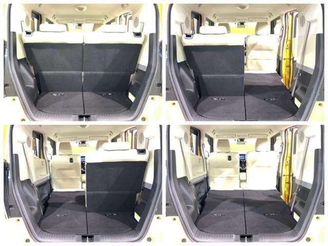 G・Lターボインテリアカラーパッケージ 1年保証 禁煙車 あんしんPKG 4WD 純正ナビVXM-214VFI フルセグ Bluetooth DVD再生 Rカメラ HID シートヒーター サイドエアバック(8枚目)