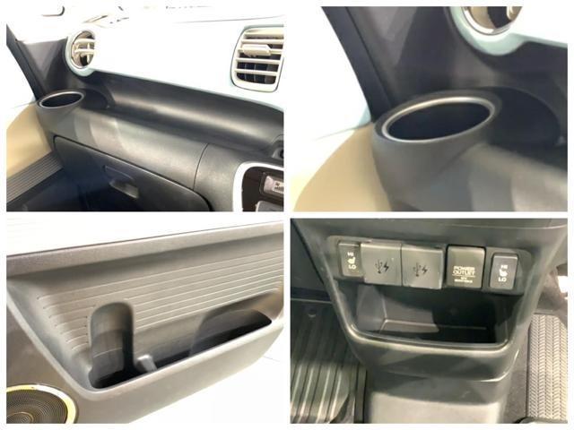 G・Lターボインテリアカラーパッケージ 1年保証 禁煙車 あんしんPKG 4WD 純正ナビVXM-214VFI フルセグ Bluetooth DVD再生 Rカメラ HID シートヒーター サイドエアバック(11枚目)