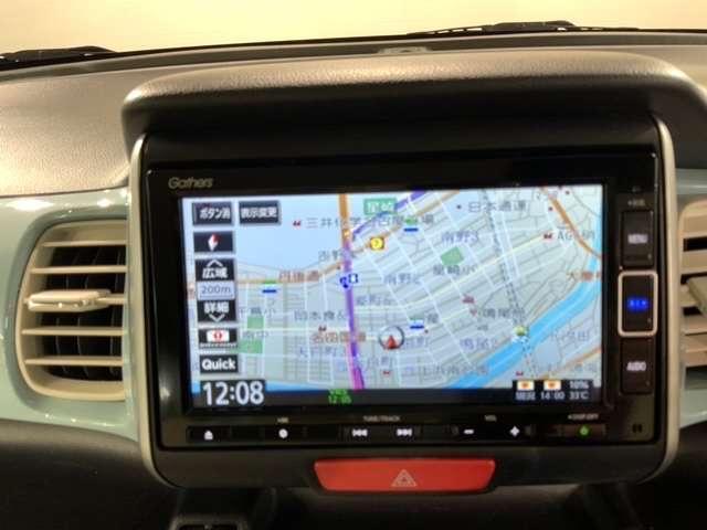 G・Lターボインテリアカラーパッケージ 1年保証 禁煙車 あんしんPKG 4WD 純正ナビVXM-214VFI フルセグ Bluetooth DVD再生 Rカメラ HID シートヒーター サイドエアバック(15枚目)