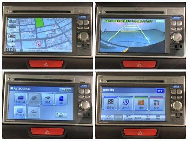 G・ターボパッケージ 1年保証 禁煙車 1オーナー 純正ナビVXM-128VS DVD再生 Rカメラ 純正AW 両側電動スライドドア スマートキー クルーズC(11枚目)