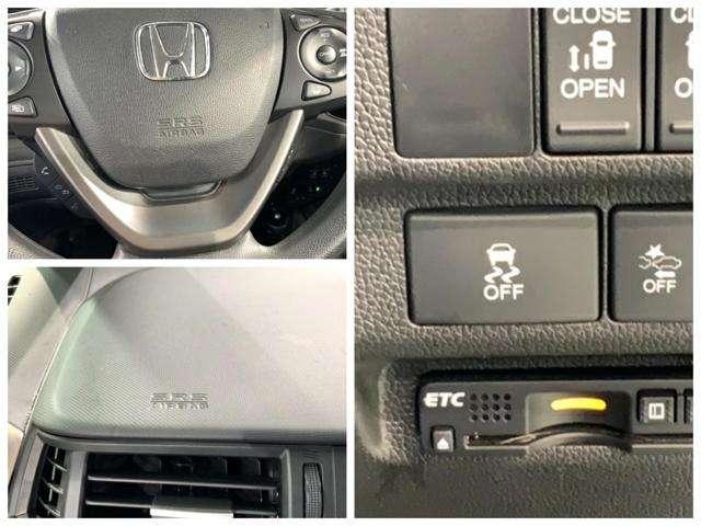 G・ホンダセンシング 1年保証 禁煙車 1オーナー 純正ナビVXM-185VFI フルセグ Bluetooth DVD再生 Rカメラ ETC LEDヘッド 両側電動スライド(13枚目)