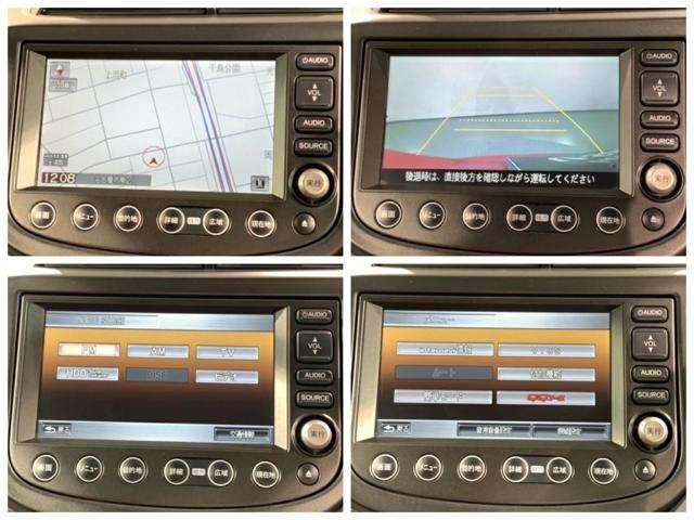 RS 1年保証 禁煙車 1オーナー 純正HDDナビ 1セグ DVD再生 音楽録音 Rカメラ ETC HID 純正AW ドアバイザー(11枚目)