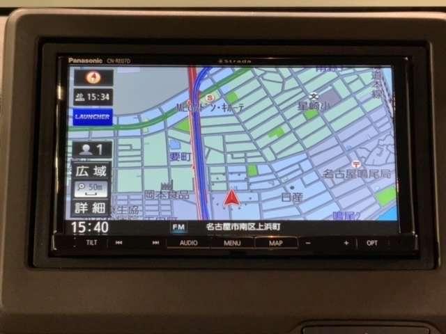 Lホンダセンシング 新車保証 禁煙試乗車 ホンダセンシング 純正ナビCN-RE07D フルセグ Bluetooth DVD再生 Rカメラ ET LEDヘッド サイドエアバック シートヒーター(15枚目)