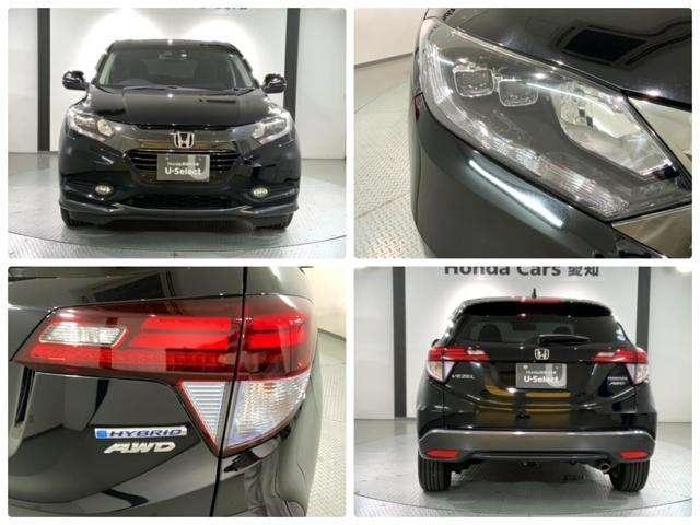 ハイブリッドX・ホンダセンシング 1年保証 禁煙車 1オーナー 4WD Hセンシング 純正ナビVXM-175VFI フルセグ Bluetooth DVD再生 Rカメラ LEDヘッド シートヒーター(5枚目)