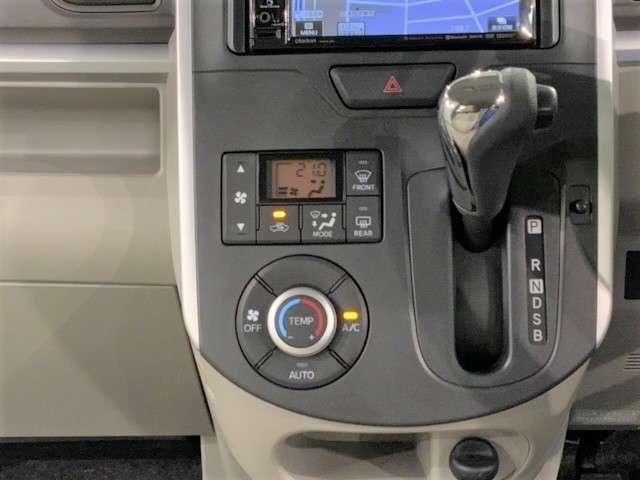 X SA 1年保証 禁煙車 スマートアシスト 社外ナビNX515 Bluetooth DVD再生 電動スライド スマートキー(17枚目)