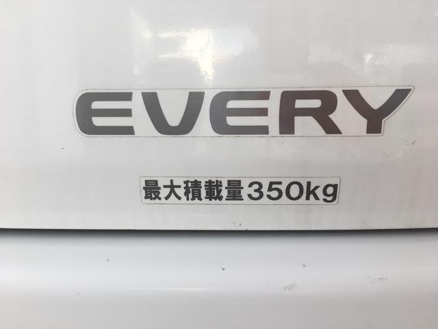 スズキ エブリイ 660 PA 地区限定 ハイルーフ CDプレーヤー キーレス
