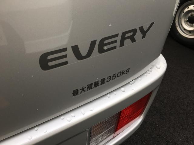 スズキ エブリイ PAリミテッド 愛知県バージョン Wエアバッグ ABS