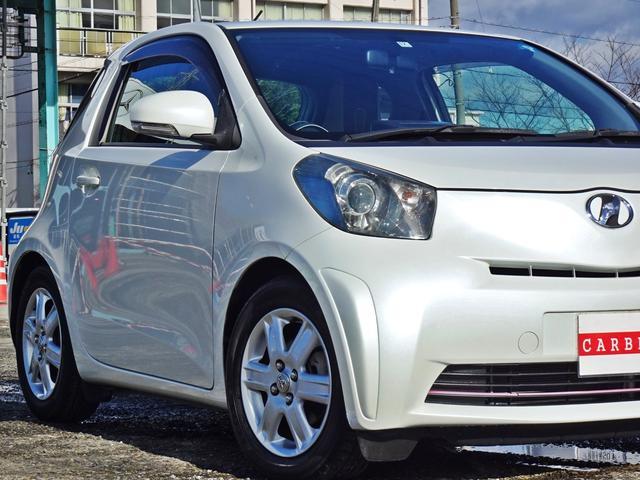 「トヨタ」「iQ」「コンパクトカー」「愛知県」の中古車2