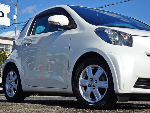 「トヨタ」「iQ」「コンパクトカー」「愛知県」の中古車5