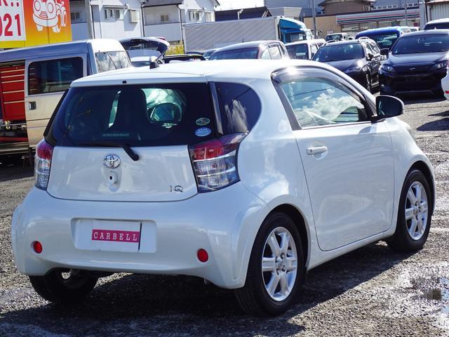 「トヨタ」「iQ」「コンパクトカー」「愛知県」の中古車12