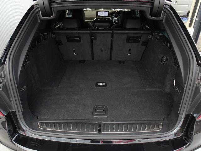 530iツーリング Mスポーツ ブラックレザーシート/ヘッドアップディスプレイ/ジェスチャーコントロール/アクティブクルーズコントロール/パワーバックドア/コンフォートアクセス/禁煙車(42枚目)