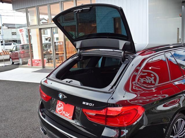 530iツーリング Mスポーツ ブラックレザーシート/ヘッドアップディスプレイ/ジェスチャーコントロール/アクティブクルーズコントロール/パワーバックドア/コンフォートアクセス/禁煙車(48枚目)