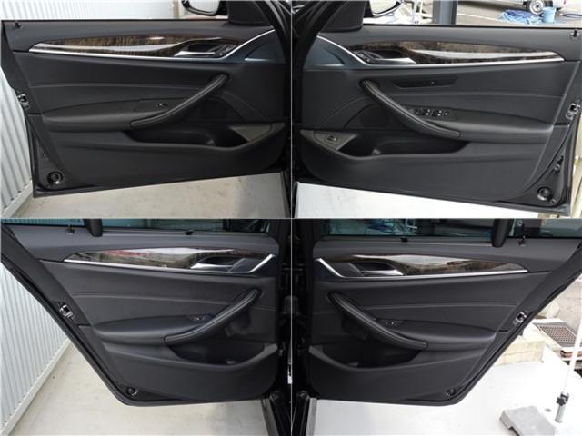 530iツーリング Mスポーツ ブラックレザーシート/ヘッドアップディスプレイ/ジェスチャーコントロール/アクティブクルーズコントロール/パワーバックドア/コンフォートアクセス/禁煙車(49枚目)