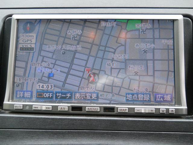 S ワンオーナー車 HDDナビ ワンセグTV スマートキー(11枚目)