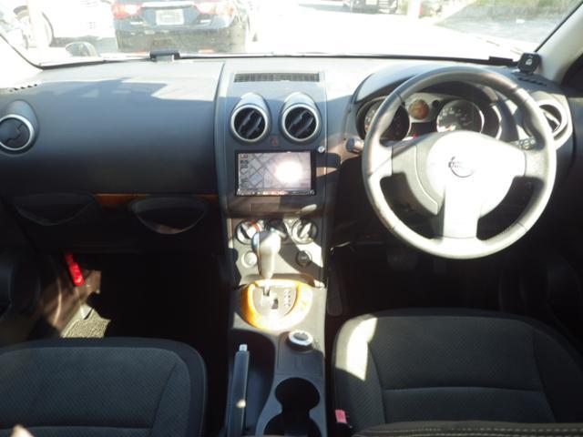 日産 デュアリス クロスライダー 20インチAW 車高調 4WD