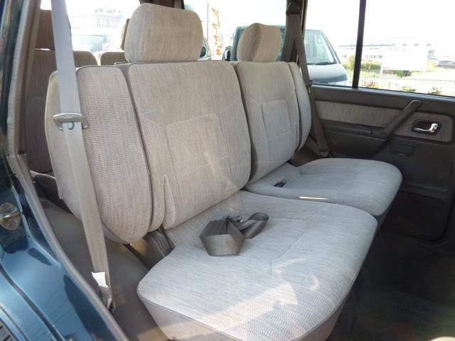 三菱 パジェロ XJ4WD ナローボディー フルオリジナル ワンオーナー